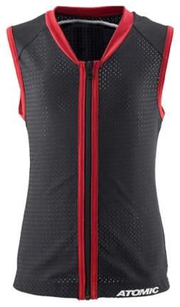 Защита спины Atomic Live Shield Vest JR черная, S