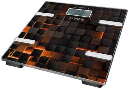 Весы напольные LUMME LU-1331 Black