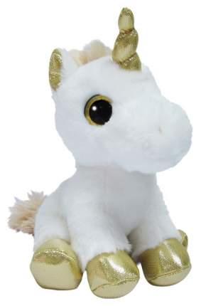 Мягкая игрушка Aurora Единорог золотой 20 см 150710J