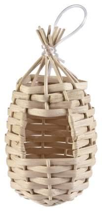 Гнездо для канарейки IMAC Nido Esotico подвесное плетеное 8,5 х 16 см 94390B