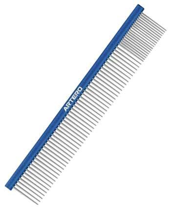 Расческа для собак Artero металл, цвет синий