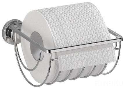 Держатель туалетной бумаги Wenko Power-Loc Bovino 04692 Хром