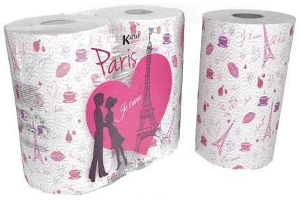 Бумажные полотенца World Cart kartika collection Париж