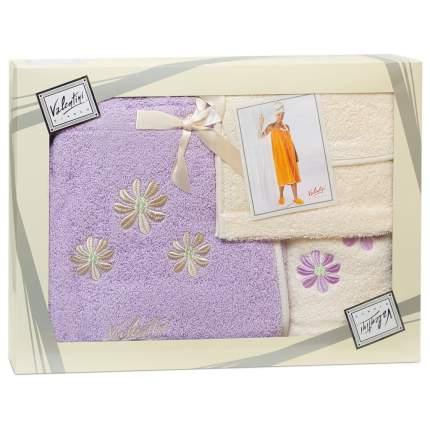 Набор для сауны женский VALENTINI арт,Camomile 2102