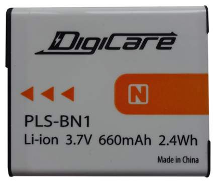 Аккумулятор для цифрового фотоаппарата DigiCare PLS-BN1