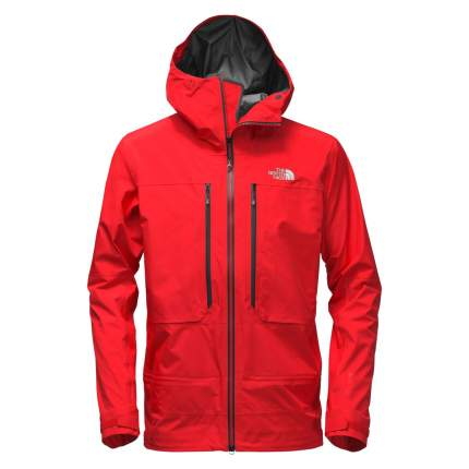 Спортивная куртка мужская The North Face Summit L5 Gore-Tex Pro, fiery red, S