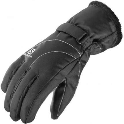 Перчатки Salomon Gloves Force женские черные S L40421500