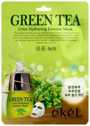 Маска для лица Ekel С Экстрактом зеленого чая 25 г