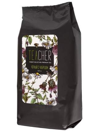 Чай Teacher черный с чабрецом 500 г
