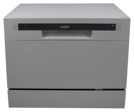 Посудомоечная машина компактная FLAVIA TD 55 VENETA P5 GR silver