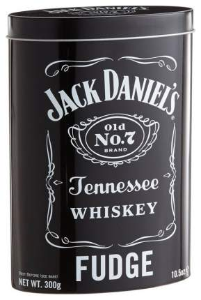 Конфеты жевательные Jack Danilel`s Tennessee whiskey fudge 300 г