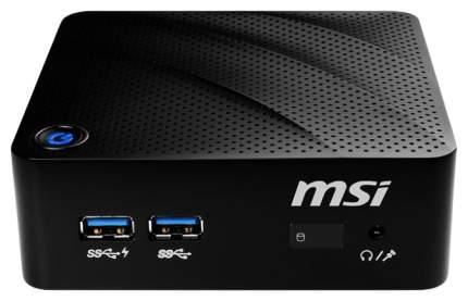 Системный блок мини MSI Cubi N 8GL-018XRU 9S6-B17111-018