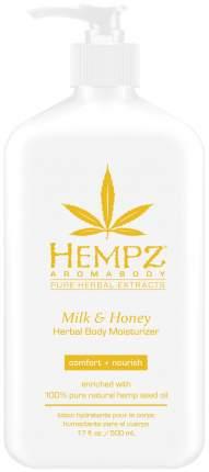 Молочко для тела Hempz Молоко и мед 500 мл