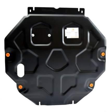 Защита картера, защита кпп АВС-Дизайн для Mitsubishi (01.723.C2)