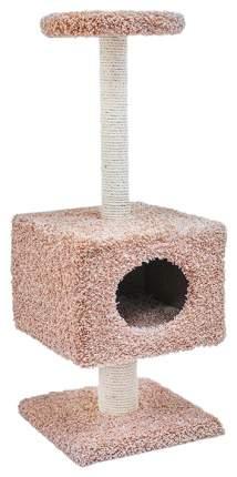 Комплекс для кошек Дарэлл, бежевый, 2 уровня