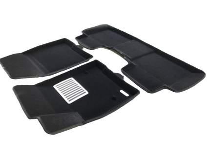 Комплект ковриков в салон автомобиля для Mazda Euromat Original Lux (em3d-003411)