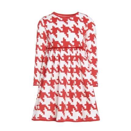 Платье Ангелина Ивашка Красный р.122
