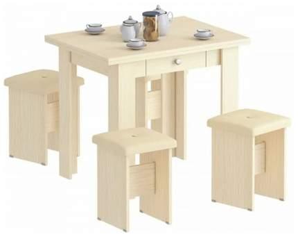 Набор кухонный Наша мебель Лайт Бежевый