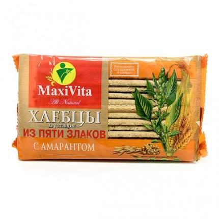 Хлебцы Maxi Vita 5 злаков с амарантом 150 г
