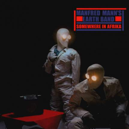 "Виниловая пластинка  Manfred Mann's Earth Band  ""Somewhere In Afrika"" (LP)"