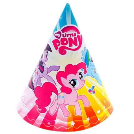 Набор колпаков  Веселый праздник My Little Pony 6 шт.