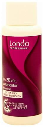Проявитель Londa Professional Londacolor 6% 60 мл