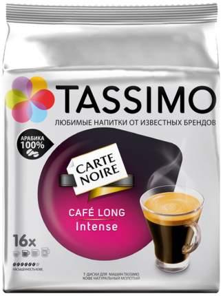 Кофе Carte Noire tassimo натуральный жареный молотый 128 г