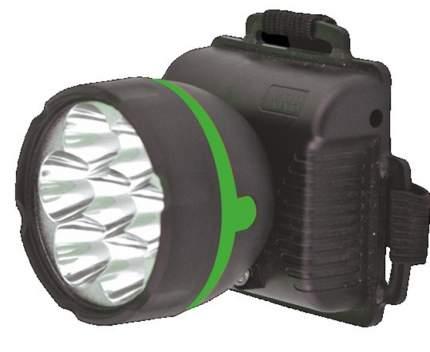 Туристический фонарь Ultraflash Эконом черный, 1 режим