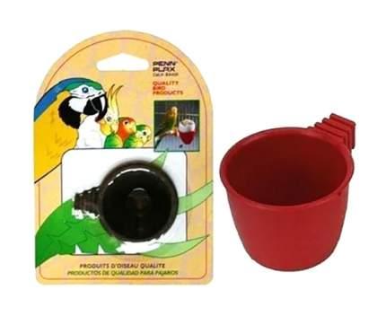 Кормушка для птиц Penn-Plax, пластик, мл, коричневый
