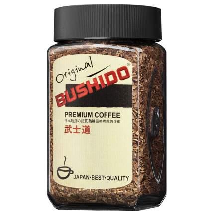 Кофе  Bushido ориджинал катана растворимый сублимированный 50 г