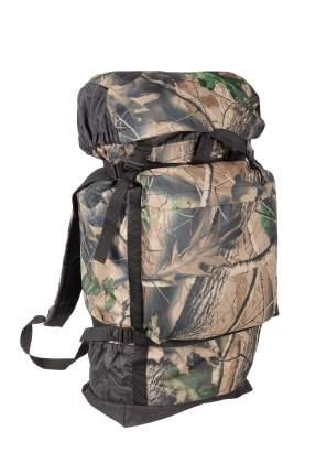 Туристический рюкзак Huntsman Боровик №50 50 л коричневый/черный