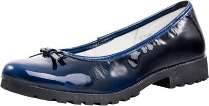 Туфли Котофей 732155-21 для девочек синий р.36