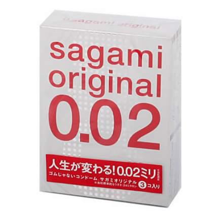 Презервативы Sagami Original 3 шт.