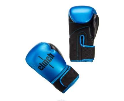 Боксерские перчатки Clinch Aero C135 золотистые/черные 10 унций