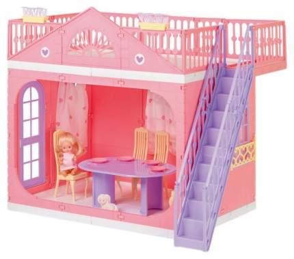 Домик для кукол Огонек Маленькой принцессы
