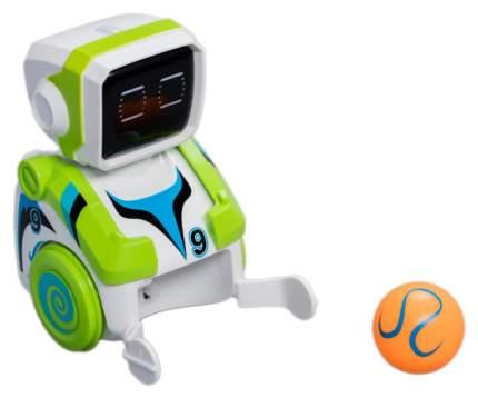 Интерактивный робот Silverlit футболист Кикабот зеленый
