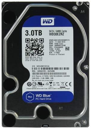 Внутренний жесткий диск Western Digital Blue 3TB (WD30EZRX)