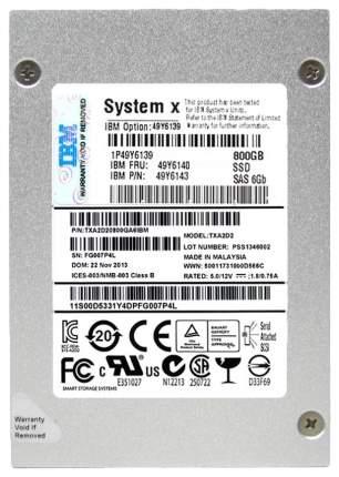 Внутренний SSD накопитель IBM 49Y6139