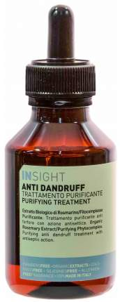 Лосьон против перхоти Insight Anti Dandruff Purifying Treatment 100 мл
