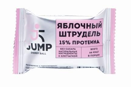 Протеиновая конфета Energy Ball Jump 30 г яблочный штрудель