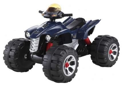 Детский электромобиль квадроцикл Jiajia на аккумуляторе 12V JS318-blue Синий