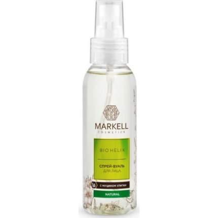 Спрей-вуаль для лица Markell Bio Helix с муцином улитки 100 мл