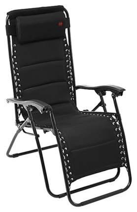 Кресло-шезлонг Go Garden Siesta Черный