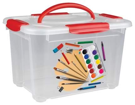 Ящик для хранения игрушек Бытпласт Детское творчество