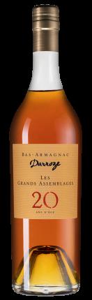 Арманьяк  Bas-Armagnac Darroze Les Grands Assemblages 20 Ans d'Age 0.7л