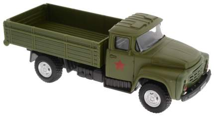 Коллекционная модель Технопарк Грузовик военный 831-E-D