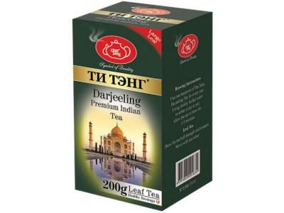 Чай весовой черный Ти Тэнг Darjeeling 200 г
