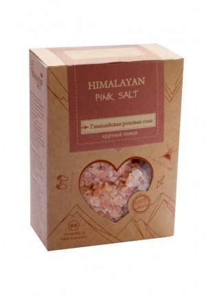 Соль розовая гималайская крупный помол 250 г
