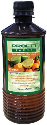 Ароматизатор для бани и сауны Proffi Sauna Цитрус