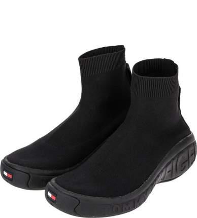 Кроссовки женские Tommy Jeans EN0EN00508 033 tommy black 37 US